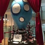 「ティムバートンの世界」展に行ってきましたよ