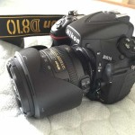 Nikon D810を購入!